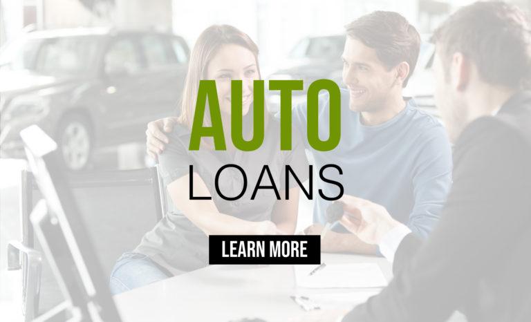 Auto Loans - Lake City, MI