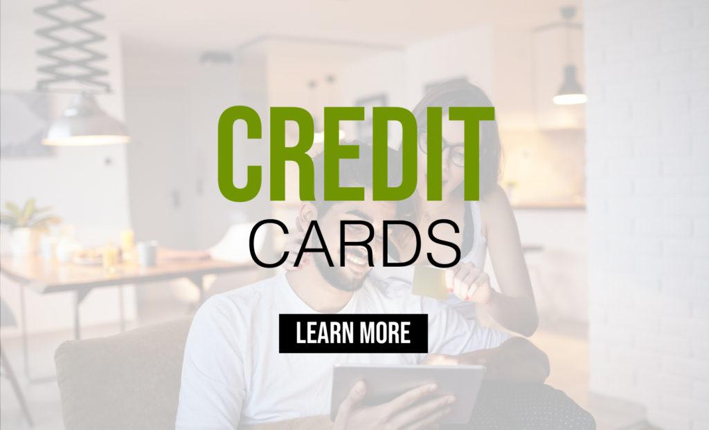 Credit Cards - Lake City, MI