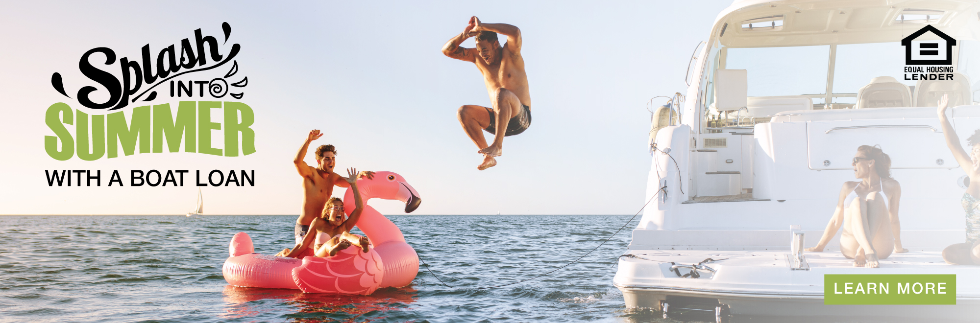 Splash into summer with a boat loan