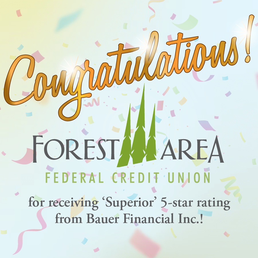 Credit Union Receives Superior Rating
