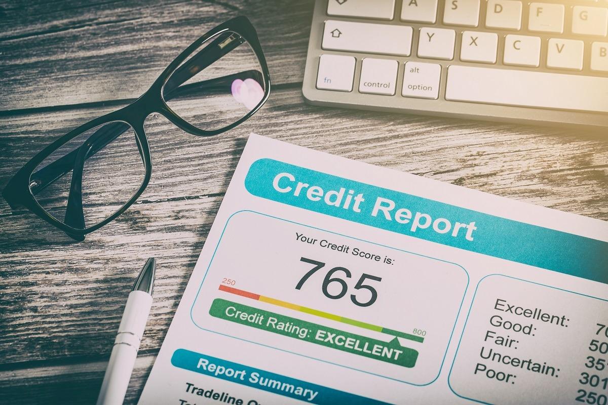 Credit Score Report