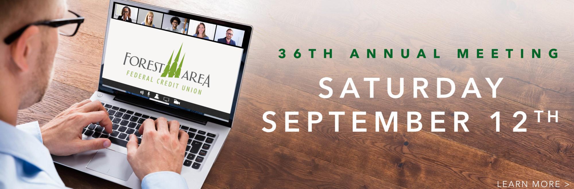 36th Annual Meeting